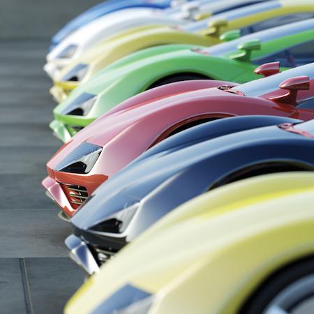 Axalta automotive colors