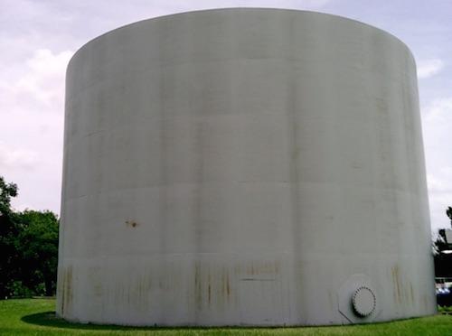 Kilgore TX tank