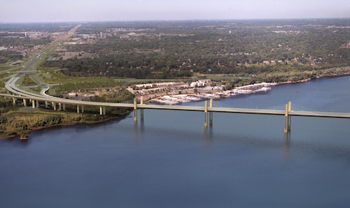 St. Croix Bridge project