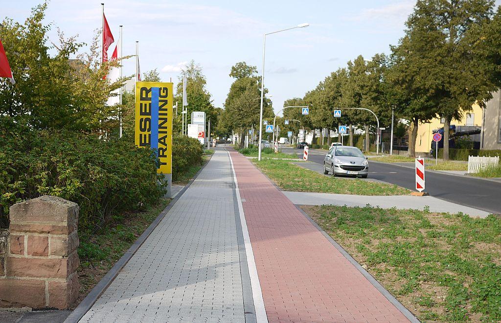 SidewalkBikePath