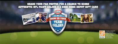 Show Your Team Colors