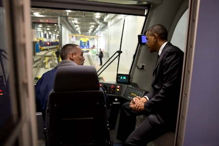 Obama transportation budget