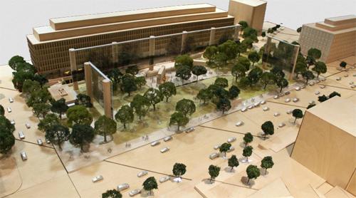 Ike Memorial Design