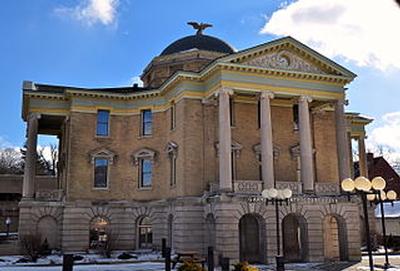 Garrett County Courthouse