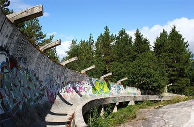 Sarajevo Olympic venues