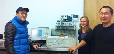GT-CEE researchers