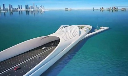 Qatar Sharq Crosing