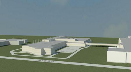 GM Flint plant