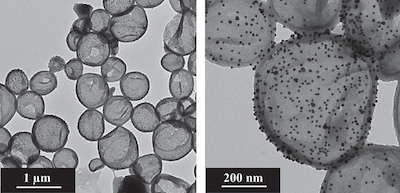 anti-corrosive nanocapsule research