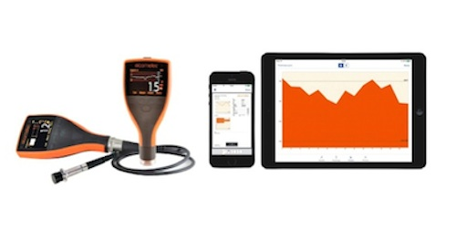 Elcometer mobile data