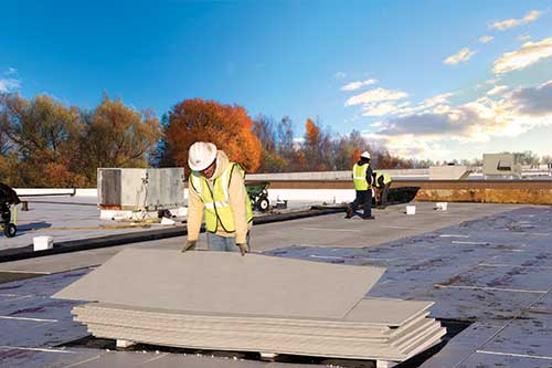 DEXcell Roof Boards