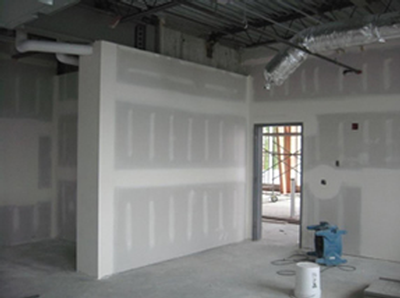 glass mat gypsum board
