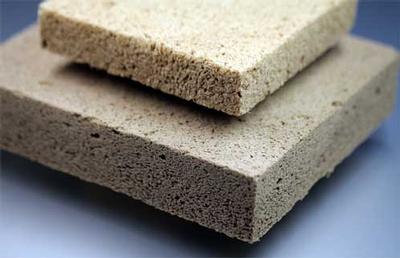 Wood foam