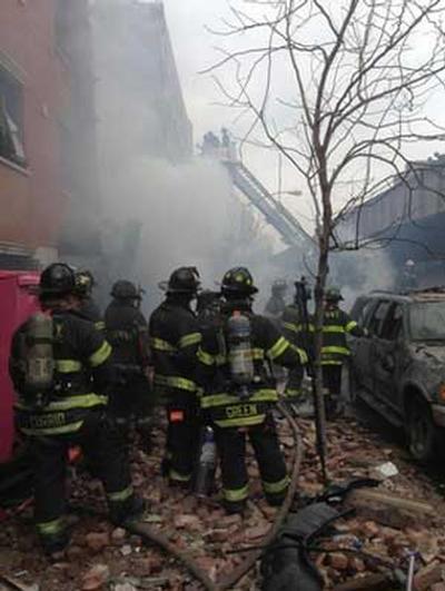 FDNY Firefighters