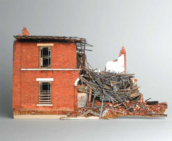 Broken Houses