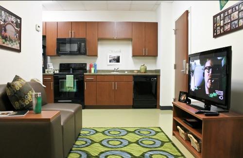 E GA State College Housing