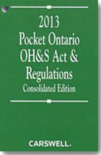 OHSA manual