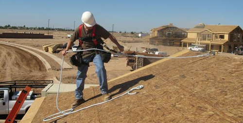 NAHB Residential Fall Protection