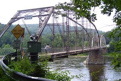 Pond Eddy Bridge