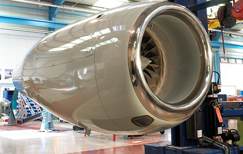 aircraft engine coatings