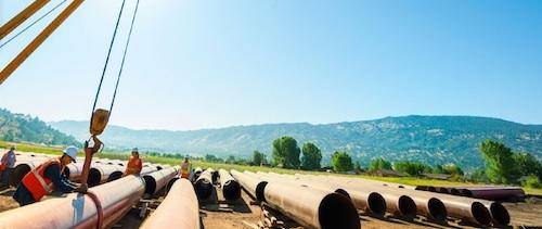 PG&E pipelines