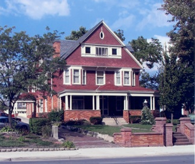 MacDonell House