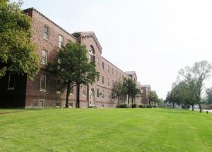 Harlem Valley Hospital site - 2013