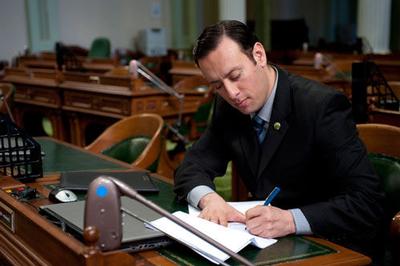 CA Assembly Member Roger Hernandez