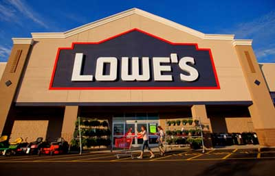 Lowe's settles with EPA