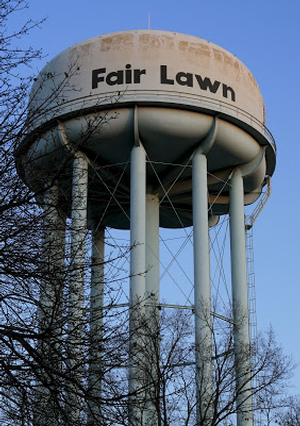 Fair Lawn Water Tower