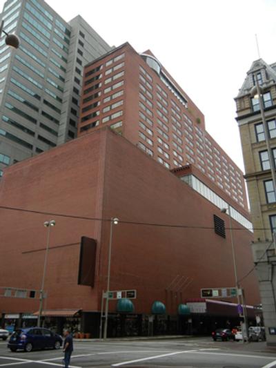Terrace Plaza Hotel