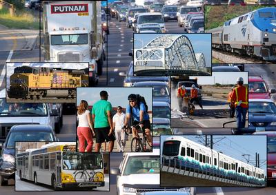 Transportation Montage