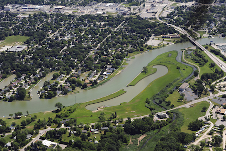 Black River Sanilac County