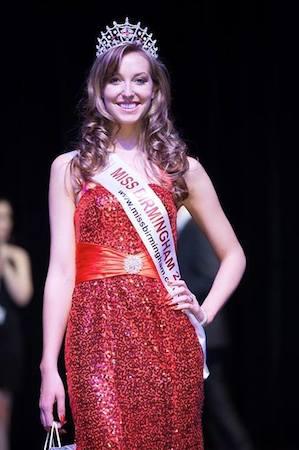 Katie Stamps Miss Birmingham