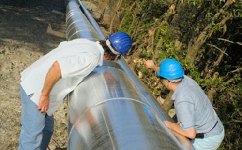 Canadian pipeline regulations