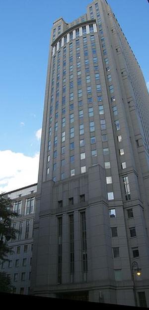 Moynihan Courthouse - NYC