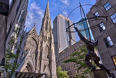 St. Pat's - NYC