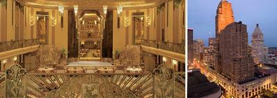 Hilton Cincinnati Netherland Plaza Hotel