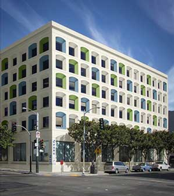 SF building after