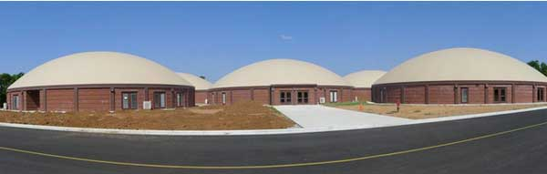 Dome schools in Locust Grove