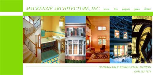 Mackenzie Architecture