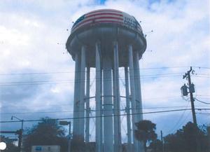 Cocoa FL Tank