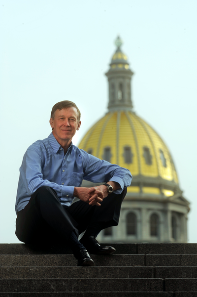 Governor Hickenlooper