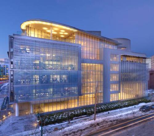 MIT Media Lab Complex