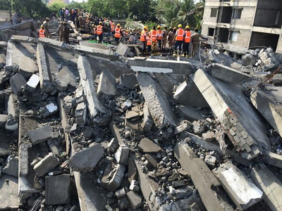 Chennai apt building collapse