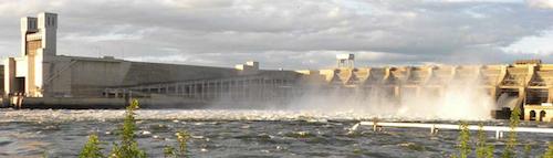 USACE dams