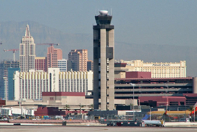 McCarran Intl Airport Tower