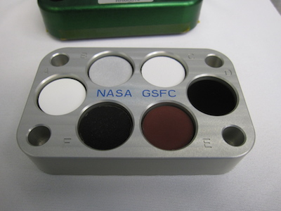 NASA Coatings Material