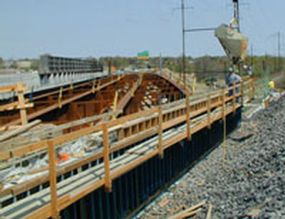 I-95 bridge work