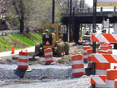PennDOT Road Work